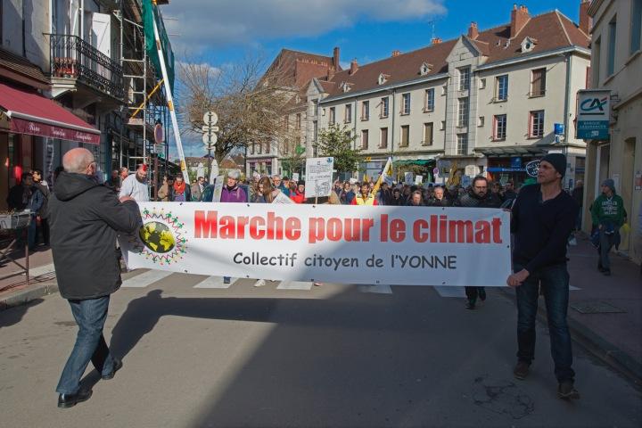 Marche climat